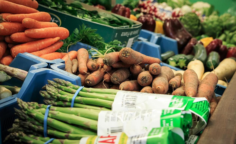 Vegetables PRIM FRAIS Grocery store Cordes-sur-Ciel