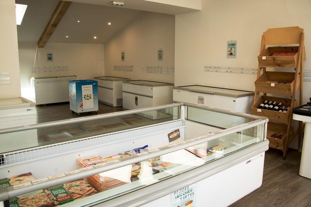 Fresh frozen PRIM FRAIS Grocery store Cordes-sur-Ciel