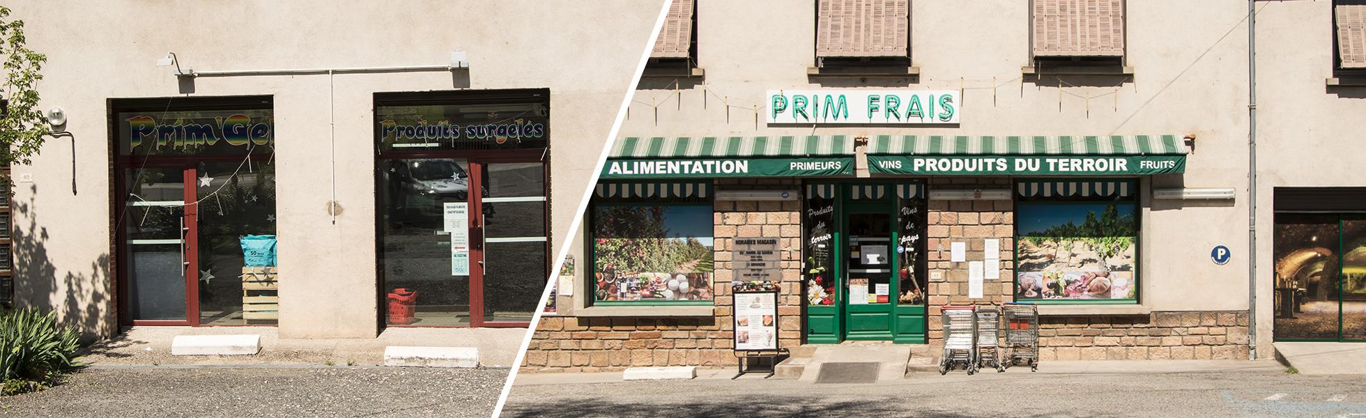 PRIM FRAIS Alimentation Cordes-sur-Ciel