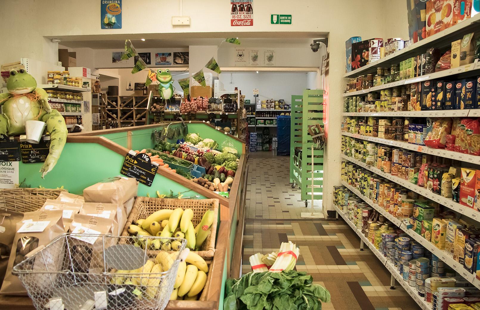 PRIM'FRAIS : Alimentation Epicerie Cordes sur Ciel